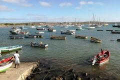Port de Palmeira, notre port d'arrivée