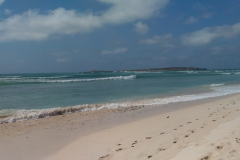 Beach at Sal Rei, Boavista.