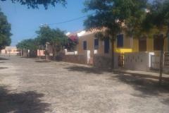 Street in Fundo das Figueiras.